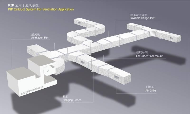 Tuyển 9 kỹ sư thiết kế thi công ống thông gió ở Nhật Bản