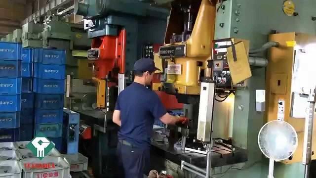 Tuyển 16 nam làm dập kim loại đi Nhật Bản không cần tay nghề
