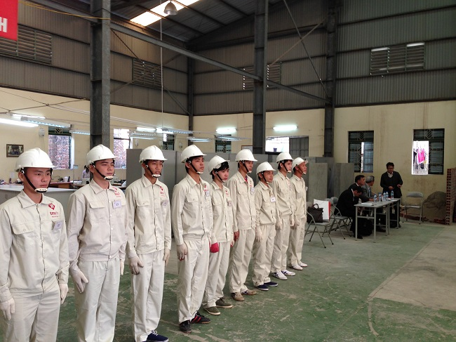 Tuyển chọn 18 nam  làm xây dựng tại Hokkaido