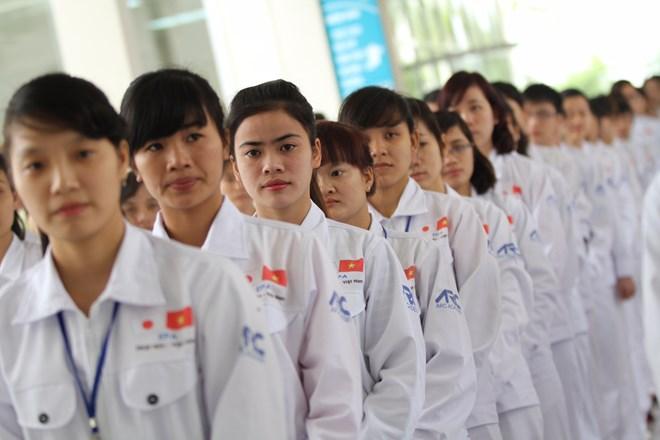 Những trường hợp lao động Nữ được hỗ trợ khi đi XKLĐ Nhật Bản?