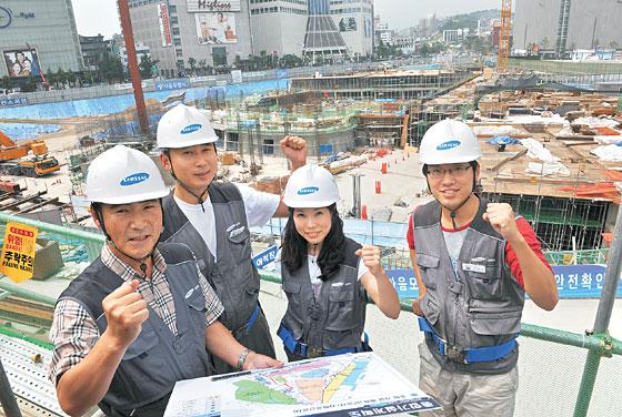 Xuất khẩu lao động đơn hàng xây dựng tại Nhật Bản - phí thấp, lương cao