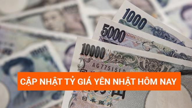 1 Yên Nhật bằng bao nhiêu tiền Việt Nam