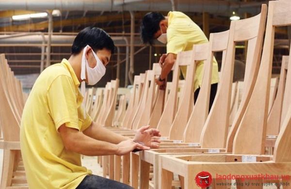 TUYỂN GẤP 20 Nam làm mộc xây dựng tại Nhật Bản tháng 12/2017