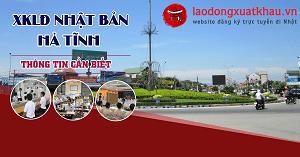 Tuyển 250 lao động đi xuất khẩu Nhật Bản tại tỉnh Hà Tĩnh