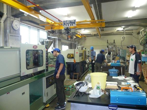 Tuyển 20 Nam - Đơn hàng dập ép kim loại tại Gunma Nhật Bản tháng 8