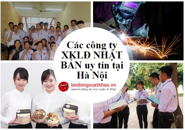 Có bao nhiêu công ty xuất khẩu lao động Nhật Bản uy tín tại Hà Nội