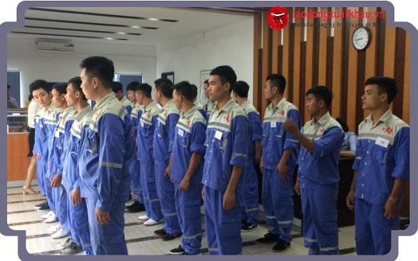 Hoạt động XKLĐ tại TTC Việt Nam ngày 24/08/2017