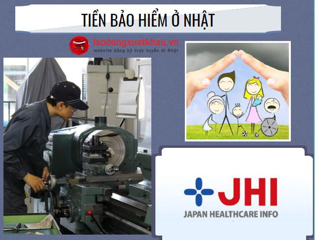 Đi XKLĐ Nhật có bắt buộc phải đóng bảo hiểm không? tiền bảo hiểm ở Nhật có được giảm trừ