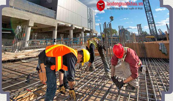 Đối tượng lao động nào nên tham gia các đơn hàng xây dựng?