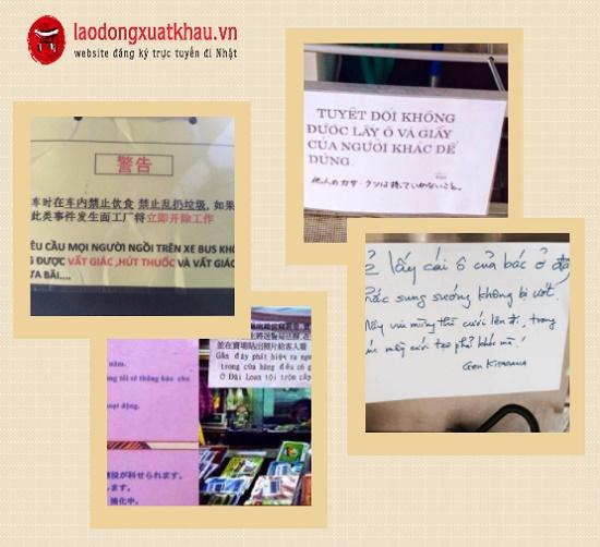 """""""Lỡ tay cầm nhầm"""" - thói xấu lớn nhất của lao động Việt Nam"""