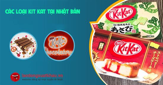 Các loại Kitkat Nhật? Những điều thú vị về Kitkat Nhật Bản