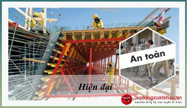 Lý do đơn hàng kỹ sư xây dựng biết tiếng Nhật luôn hot