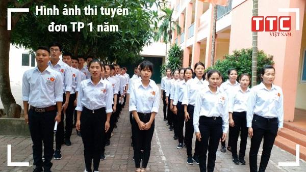 Hoạt động XKLĐ tại TTC Việt Nam ngày 23/10/2017