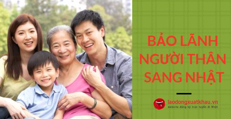Thực tập sinh Việt Nam có thể bảo lãnh vợ/chồng theo dạng visa gia đình sang Nhật không?