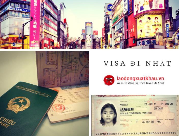 6 điều cần lưu ý khi xin Visa đi Nhật Bản