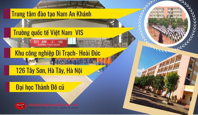 Trung tâm đào tạo thực tập sinh taị TTC Việt Nam