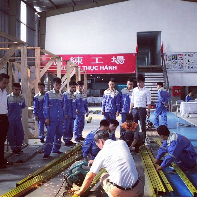 Tổng hợp những đơn hàng hot đi Xuất khẩu lao động Nhật Bản ngành cơ khí 04/2018