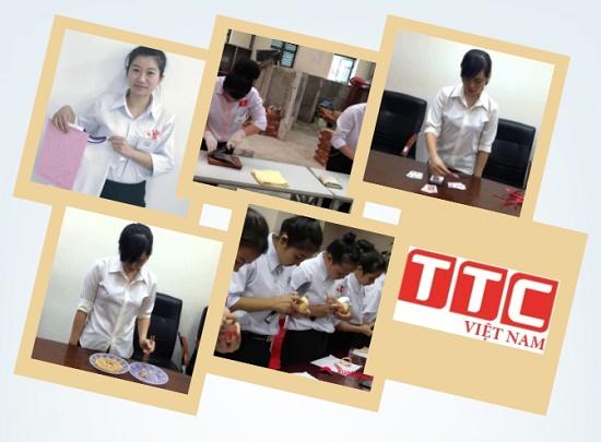 Tổng hợp các bài thi thực hành dành cho nữ đi XKLĐ Nhật Bản