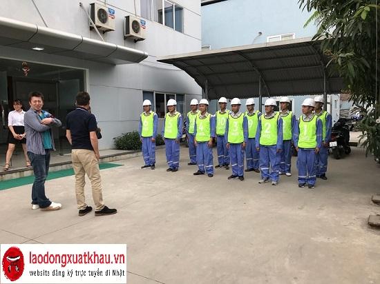 Hoạt động thi tuyển tại TTC Việt Nam đang diễn ra vô cùng nhộn nhịp