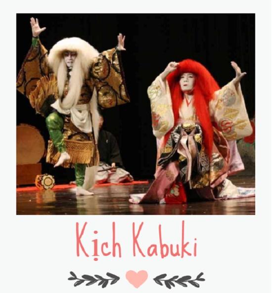 Kịch Kabuki - Loại hình nghệ thuật đề cao cái tôi của diễn viên