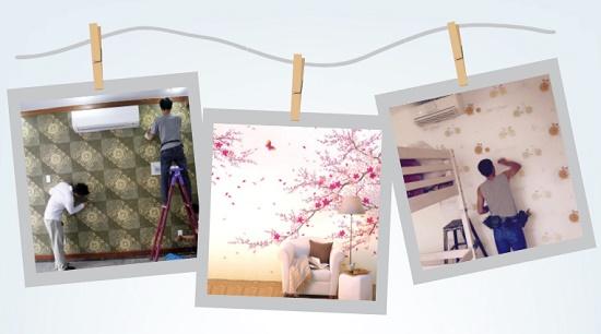 Tuyển gấp 15 nam làm dán giấy tường nhà tại tỉnh Saitama