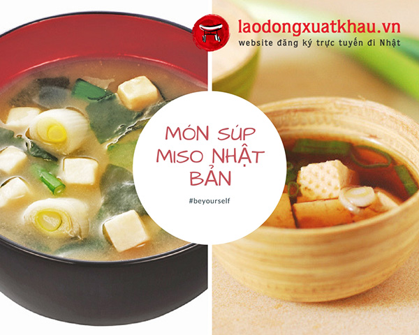 Súp Miso là gì? Cách làm món súp Miso ngon tuyệt tại nhà