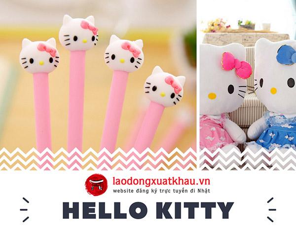 Hello Kitty- Người bạn đặc biệt trên đất nước Nhật Bản