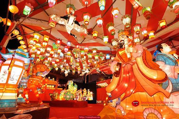 Tìm hiểu về phố người Hoa - Quốc gia nhỏ trong lòng Nhật Bản