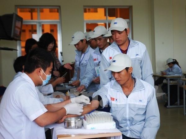 80 bệnh viện đạt chuẩn khám sức khỏe đi nước ngoài trên toàn quốc