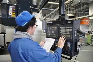Cơ hội đi làm việc tại Chiba ngành Tiện phay CNC lương 35 triệu VNĐ/tháng