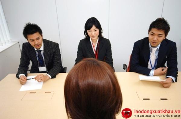 Chia sẻ kĩ năng phỏng vấn lọt vào mắt xanh của nhà tuyển dụng Nhật Bản