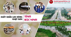 Tuyển 250 lao động đi xuất khẩu Nhật Bản tại tỉnh Bắc Ninh