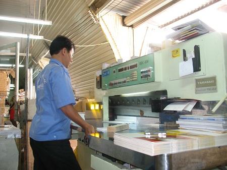 Tuyển 16 Nam đi xuất khẩu lao động làm in ấn tại Saitama Nhật Bản