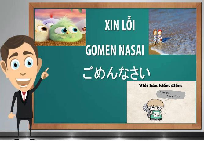 Xin lỗi! 11 câu nói xin lỗi bằng tiếng Nhật đi vào lòng người nhất