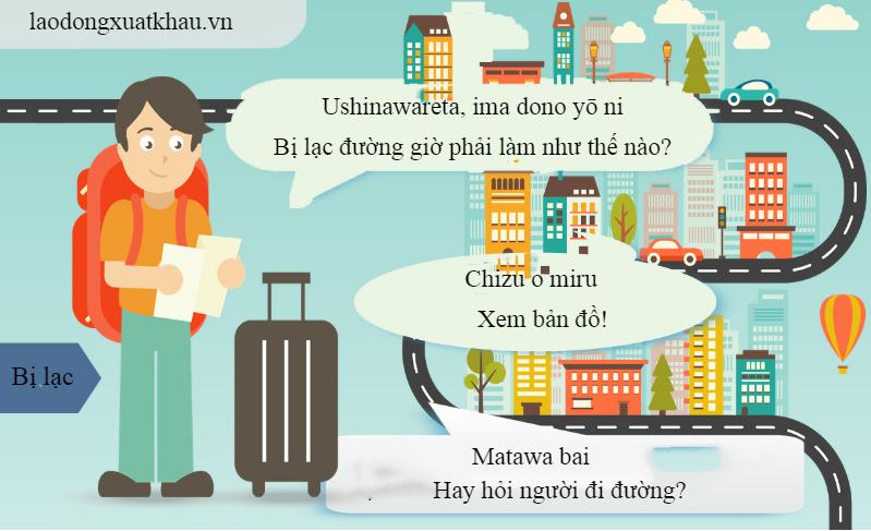 3 phương pháp hỏi và chỉ đường bằng tiếng Nhật dễ nhất
