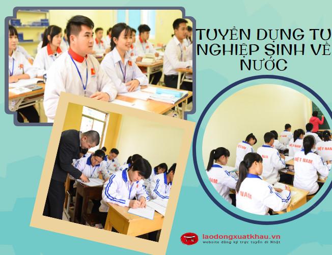 Tuyển dụng tu nghiệp sinh về nước - cơ hội mở ra cho các lao động Việt