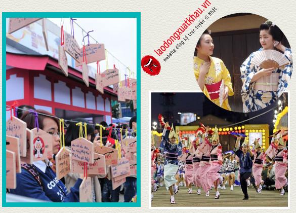 Lịch nghỉ lễ của Nhật Bản, người Nhật làm gì vào các dịp lễ tết ?