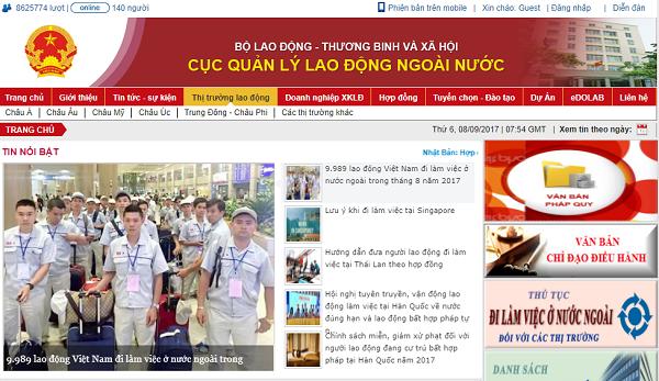 Tổng hợp 183 công ty xklđ Nhật Bản được cấp phép ở Hà Nội