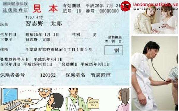 4 loại bảo hiểm của người lao động tại Nhật và cách tính tiền bảo hiểm