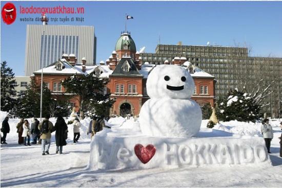 Tham gia đơn hàng xuất khẩu lao đông Nhật Bản tại tỉnh Hokkaido: Nên hay không?