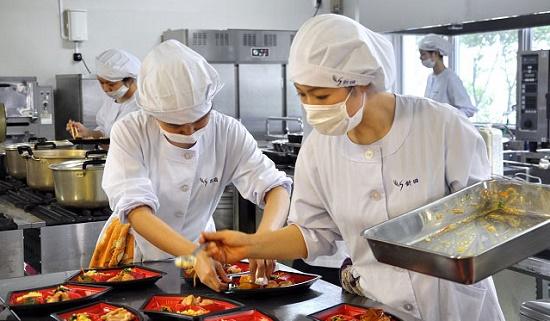 Thi tuyển đơn hàng chế biến thực phẩm