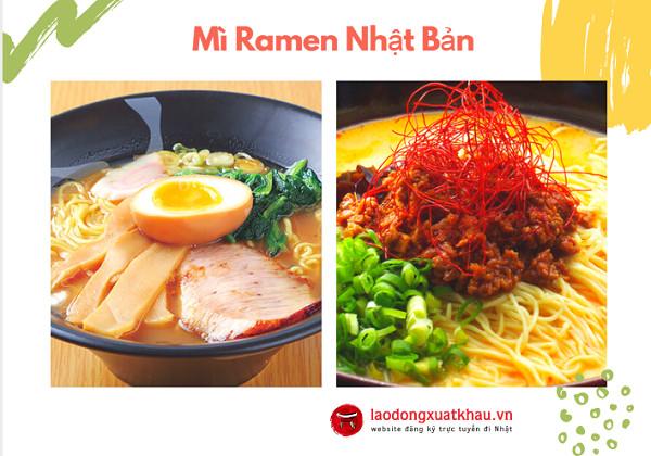 Mì ramen Nhật Bản? TOP 5 địa chỉ MÌ RAMEN siêu hấp dẫn ở Hà Nội