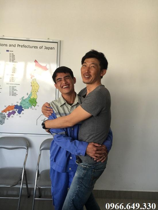 Thi tuyển đơn hàng XKLĐ Nhật Bản tại Việt HR ngày 6/4/2018