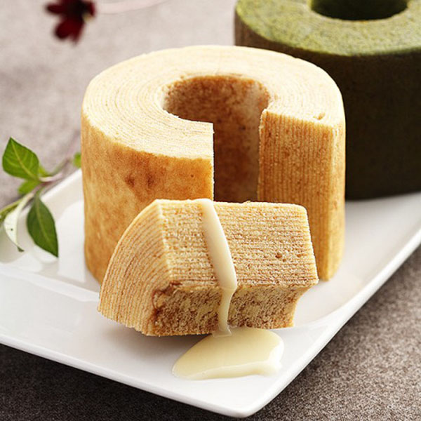 Bánh baumkuchen - Sự quyến rũ từ bánh ngọt Nhật Bản
