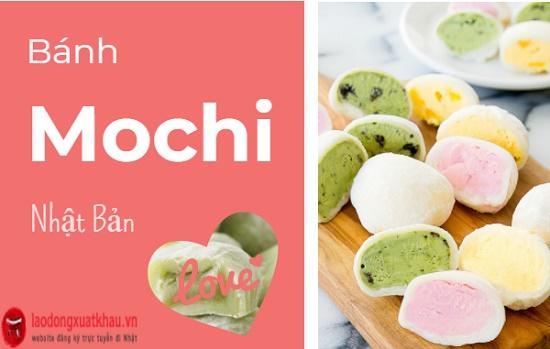 Gói trọn bí kíp làm bánh Mochi Nhật Bản tại nhà thơm ngon, dẻo mềm