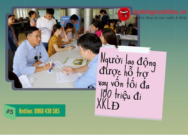 XKLĐ Tại Ninh Bình - Đẩy mạnh hỗ trợ vay vốn XKLĐ cho hộ nghèo, cận nghèo
