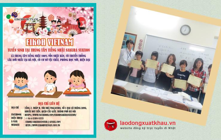 Review một số trung tâm dạy tiếng Nhật chất lượng tại Hà Nội