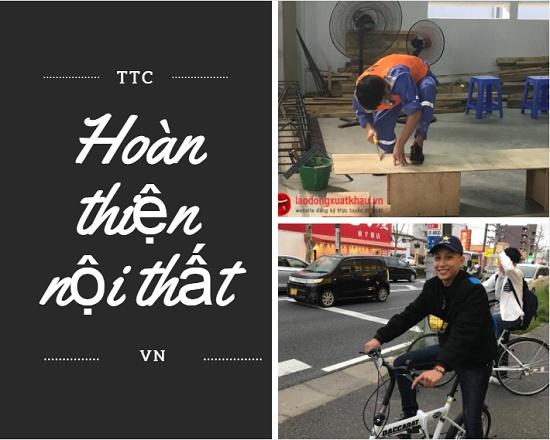 Thi tuyển đơn hàng hoàn thiện nội thất tại Việt HR ra sao?