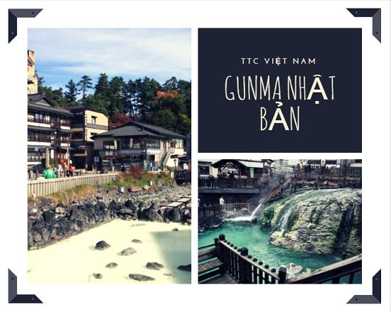 Gunma Nhật Bản - Thiên đường xuất khẩu lao động