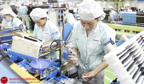 Lắp ráp linh kiện điện tử tỉnh Yamagata cần tuyển 24 nữ
